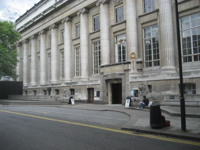 Anthropology Library, British Museum  image