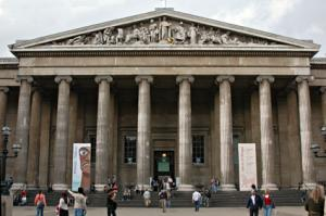 The British Museum's Clore Centre