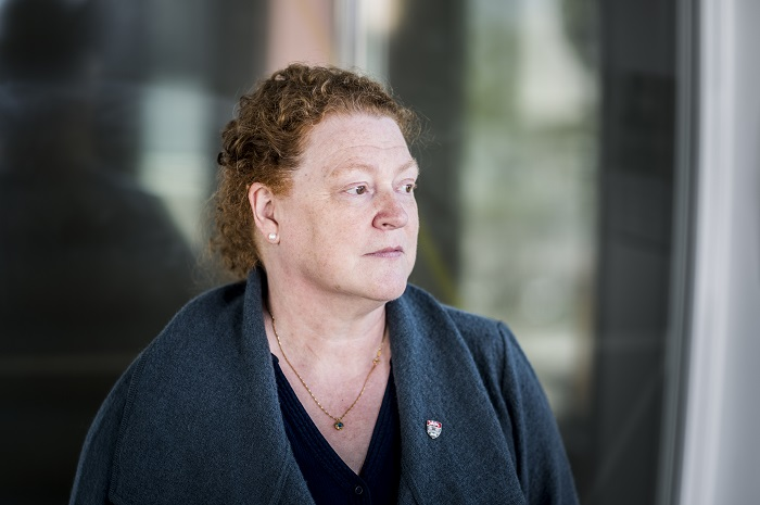 Professor Dame Sue Black. Photo © Jill Jennings.